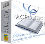 AcroLexic software for translators and translation agencies