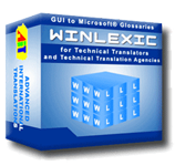 WinLexic software for translators and translation agencies